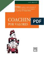 7. Extracto. Coaching por Valores (Dolan)