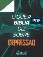 A Bíblia e a depressão
