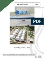 Balanço Social TFB