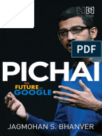 Pichai The Future of Google by Bhanver, Jagmohan S