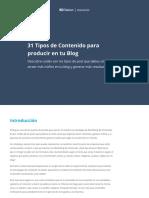 31-tipos-de-contenido-para-producir-en-blog