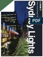 Sydney Lights Public Domain Design Code