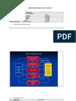 Format FMEA Farmasi