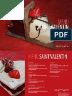 Matyasy Saint Valentin