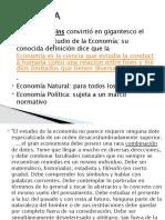 Demanda y oferta del mercado - Economía política