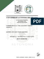 Dinamica 3 - Matriz FODA y aplicacion