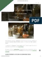 Como cozer leguminosas correctamente - Made by Choices