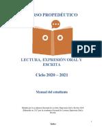 Manual Estudiante 2020 LEOYE PREPARATORIA