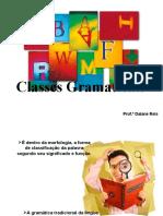 Classes Gramaticais1