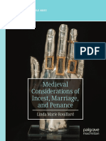 Rouillard - Medieval Considerations of Incest, Marriage, and Penance (2020)