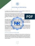 COLLAR DE PERLAS PROVINCIALES