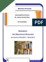 Regimento BE 2010