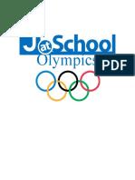 j at school olympics - final