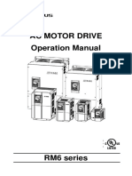 RM6 Operation Manual