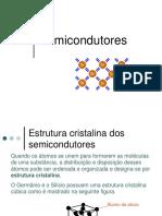 Semicondutores - 1 - Introdução