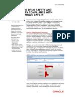 Drug Safety and Pharmacovigilance Software