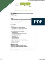 6063 - Autómatos programáveis - aquisição e tratamento de dados