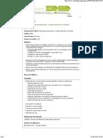 6065 - Autómatos programáveis - projeto aplicado ao comando