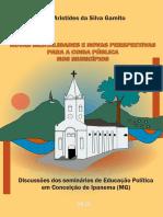 Discussões do Seminário de Educação Política