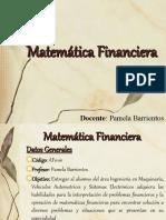 Descripción de la Asignatura.Matemática Financiera.ppt