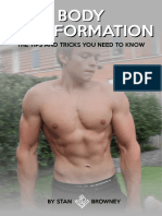 Body Transformation E-Book 2