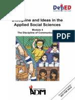 Discipline and ideas Module 4 (1)