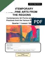 ContemporaryArts12_Q1_M1_Lesson1&2