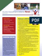 Active Retirement Ireland News Letter 2011