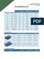 Catalogue&Pricelist