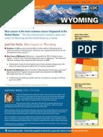 Wyoming Skin Cancer