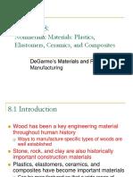 Chapter 08 - Nonmetallic Materials (1)