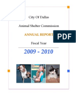 Animal Shelter Commission Report 09-10