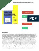 La gestion financière des chantiers de bâtiment et de travaux publics PDF - Télécharger, Lire