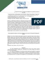 BiogásFert - Análise físico quimica de dejetos de bovinos e de efluente de biodigestores no período da primavera e do verão