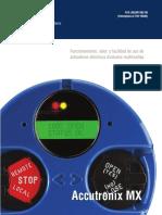 Actuador LIMITORQUE modelo MX.pdf