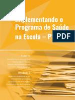 curso implementando o Programa de Saúde na Escola_UN3