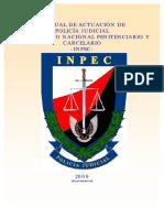Manual Policia Judicial INPEC.