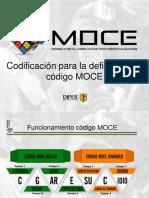 Instructivo Codigo MOCE