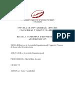 ctividad N° 03 Informe de Trabajo Colaborativo