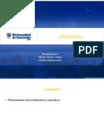 diapositivas de aluminio