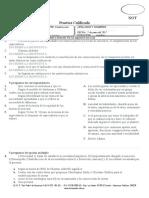 Examen de Organizacional