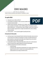 Ἀλέξανδρος di Valerio Massimo Manfredi (00:00 - 19:00) - appunti