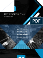 (TEMPLATE) Europe and the United States fashion business year-end report template-WPS Offic