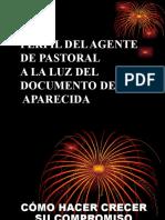 (6) Perfil del Agente Pastoral
