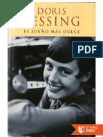 El sueno mas dulce - Doris Lessing (11)