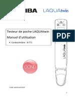 Manual_HORIBA_B-test de salinite bresle test