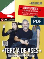 REVISTA Q QUE... MEXICO EDICIÓN 155, OCTUBRE 2020