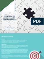 UNIDAD 1 ESTRATEGIA DE COMUNICACIÓN MERCADOLÓGICA