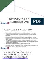 BIENVENIDA DE CACHIMBOS 2020.pptx