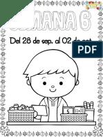 3o Primaria  Plan de trabajo del 28 de Sep al 02 de Oct 2020